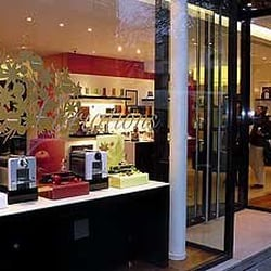 Boutique nespresso ferm caf s et th s 45 av victor hugo champs elys e - Boutique avenue victor hugo ...