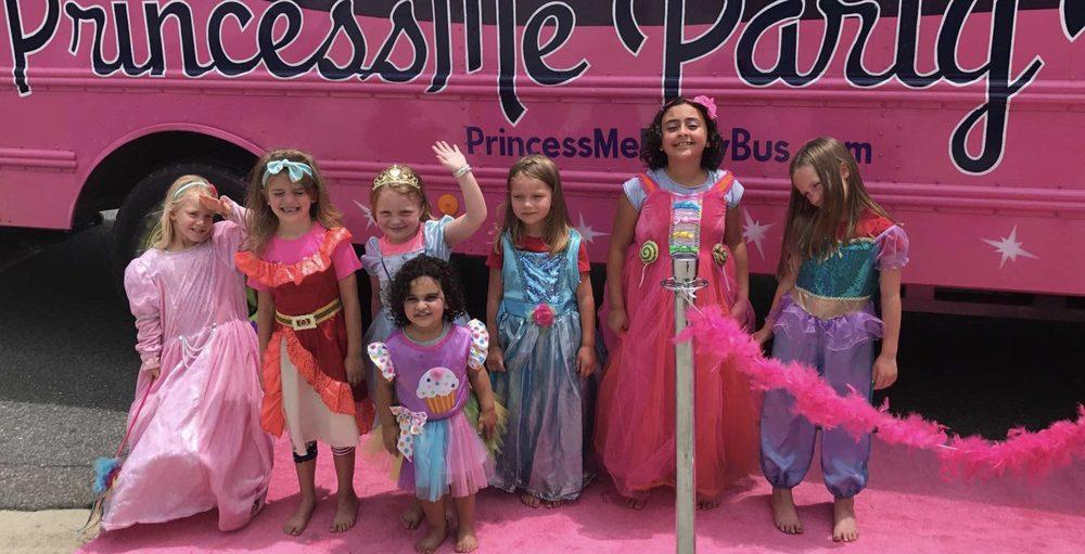 PrincessMe Parties