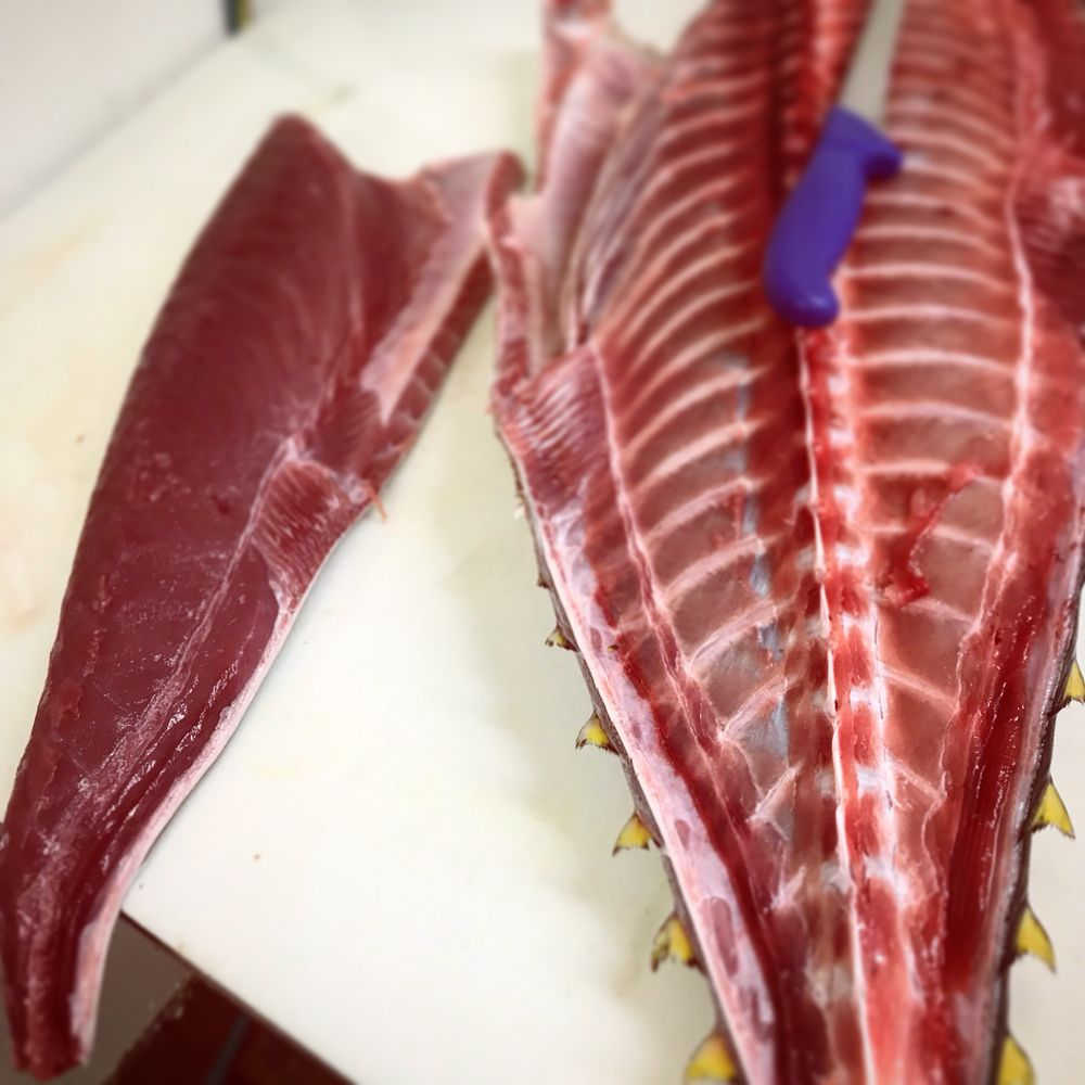 Ahearn's Seafood Market: 158 Wells Mills Road Rt 532, Waretown, NJ