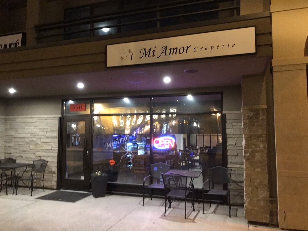 Mi Amor Creperie: 770 Erie Street E, Windsor, ON
