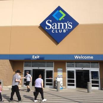 sams club number