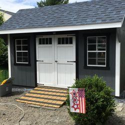 Photo Of Backyard Sheds Selkirk Ny United States 10x14 New England Quaker