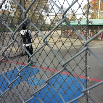 Randall S Island Batting Cages