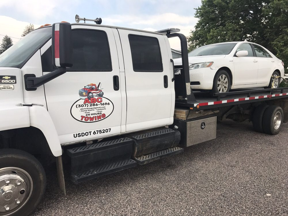 ABC Towing: 3900 Antelope Meadows Dr, Burns, WY