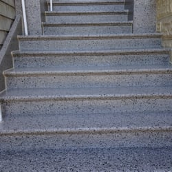 Photo Of Tassin Terrazzo   Los Gatos, CA, United States. Stairway, At