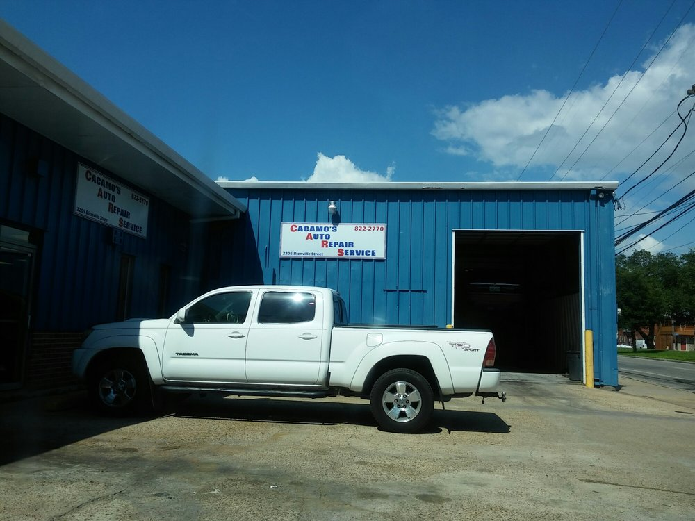 Cacamo s auto repair 36 reviews tires garages for Garage orleans auto