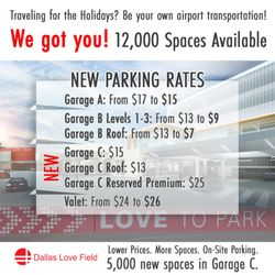 Dallas Love Field - Garage C - 2019 All You Need to Know BEFORE You ...