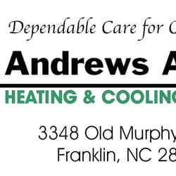 Photo Of Andrews Auld Heating Cooling Franklin Nc United States