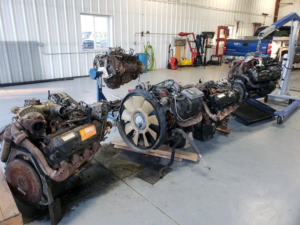 Elite Diesel & Automotive Repair: 87471 544th Ave, Wausa, NE