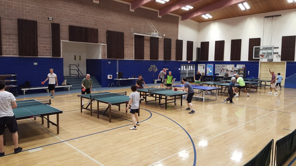Sunset Table Tennis Club: 925 Chenery St, San Francisco, CA