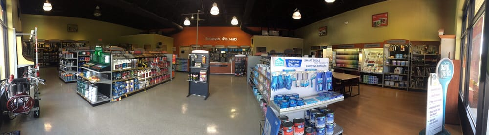 Sherwin-Williams Paint Store: 810 Village Blvd, Abingdon, VA