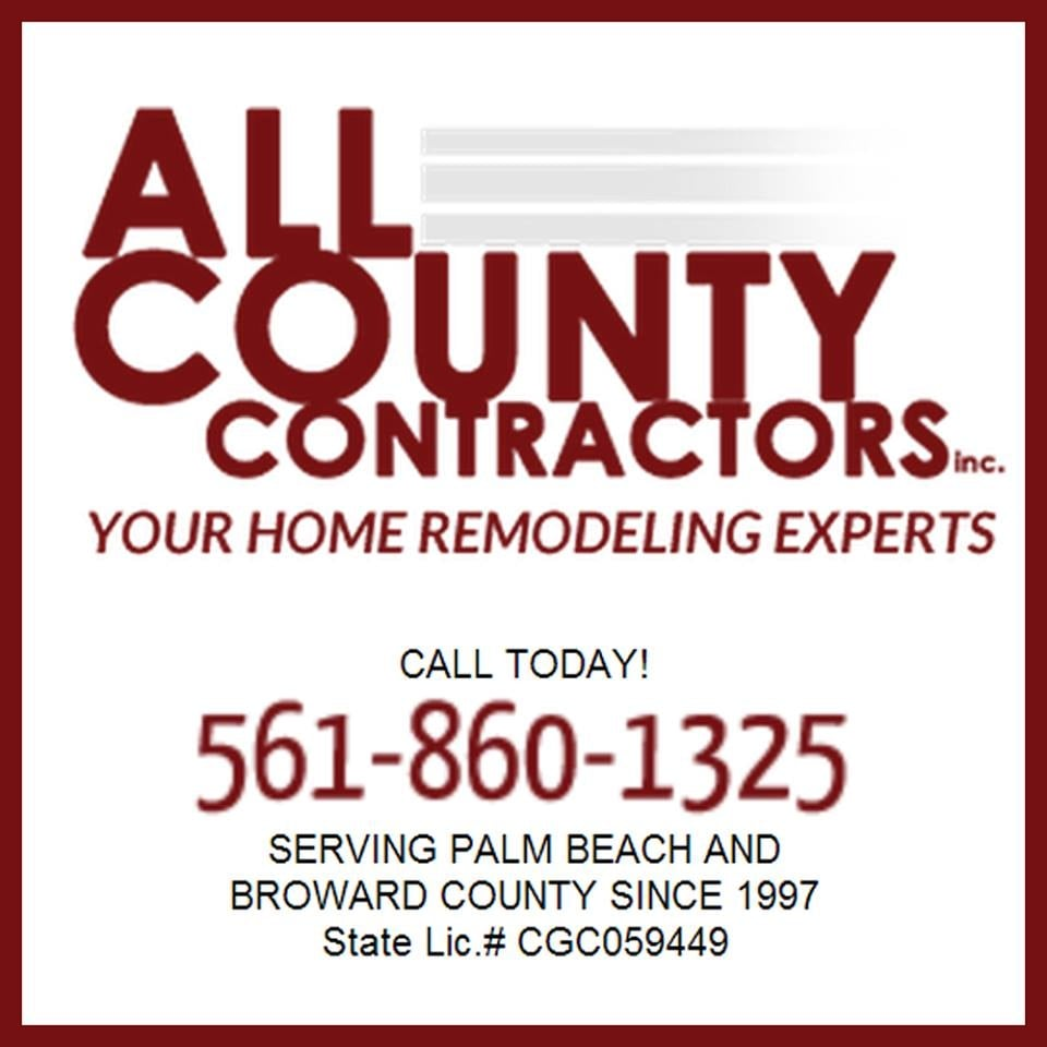 All County Contractors Photos Contractors Woodbury Rd - Bathroom remodel broward county