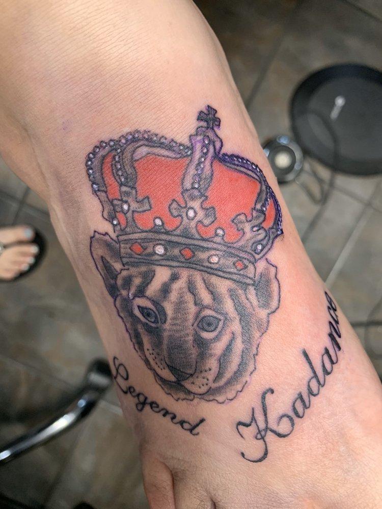 Skin FX Tattoo & Body Piercing: 1271 Broadway, El Cajon, CA