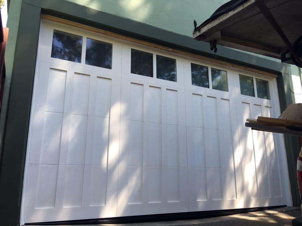 14x8 carriage door yelp for 14x8 garage door