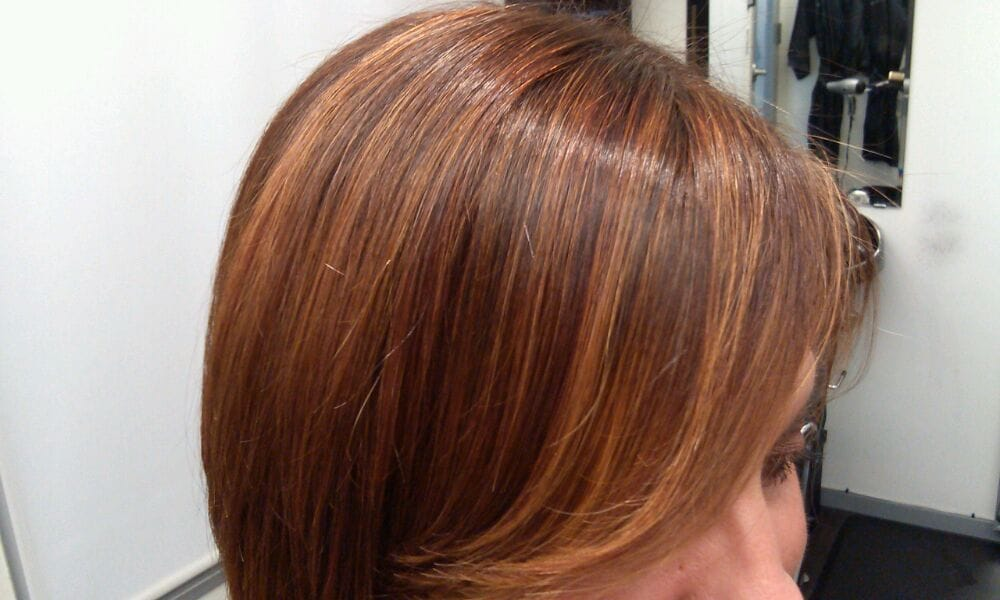 Dimensional Highlights And Lowlights Maple And Cinnamon