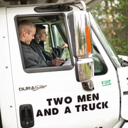 Photo Of Two Men And A Truck Minneapolis Northwest Golden Valley Mn United