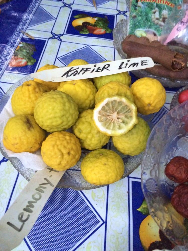 fruit display exotica rare fruit nursery