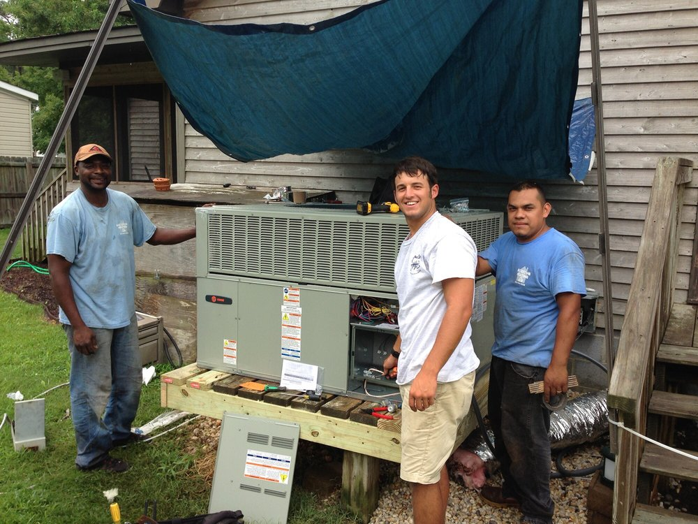 Houston Heating & Air Conditioning: 3532 Saw Mill Rd, Grifton, NC