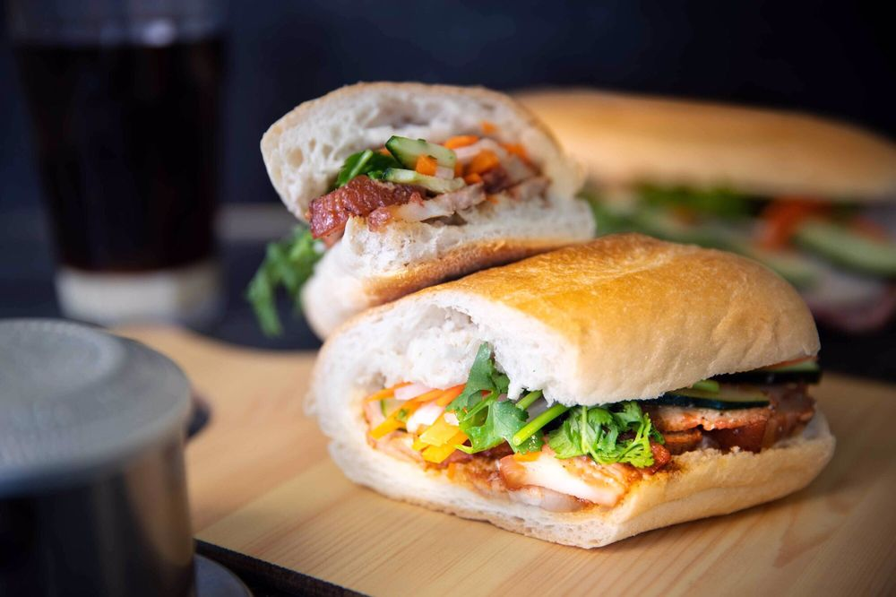 Anh-Mazing Banh Mi: 12250 Clarksville Pike, Clarksville, MD