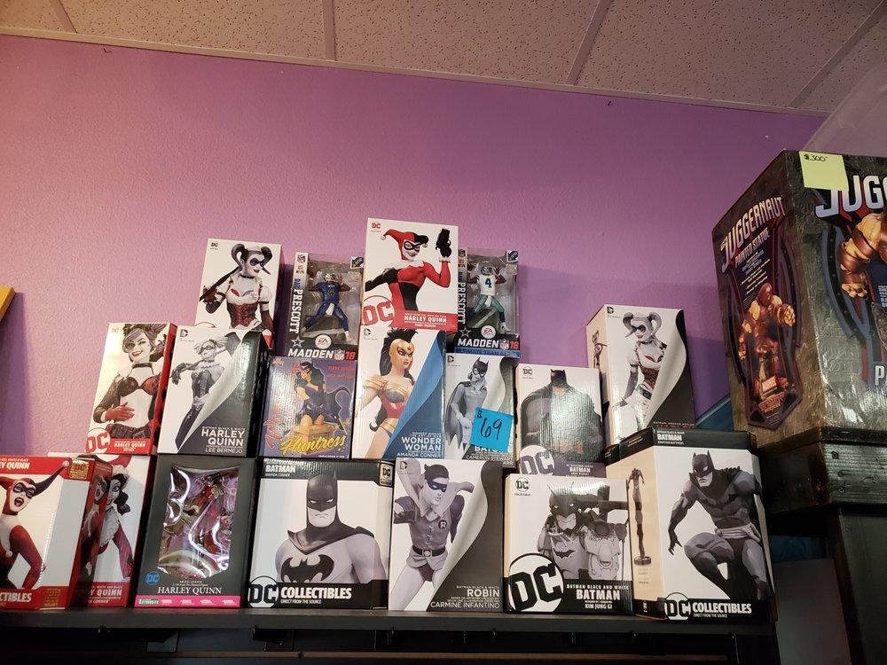 Collector's Den: 4020 Rhea Rd, Wichita Falls, TX
