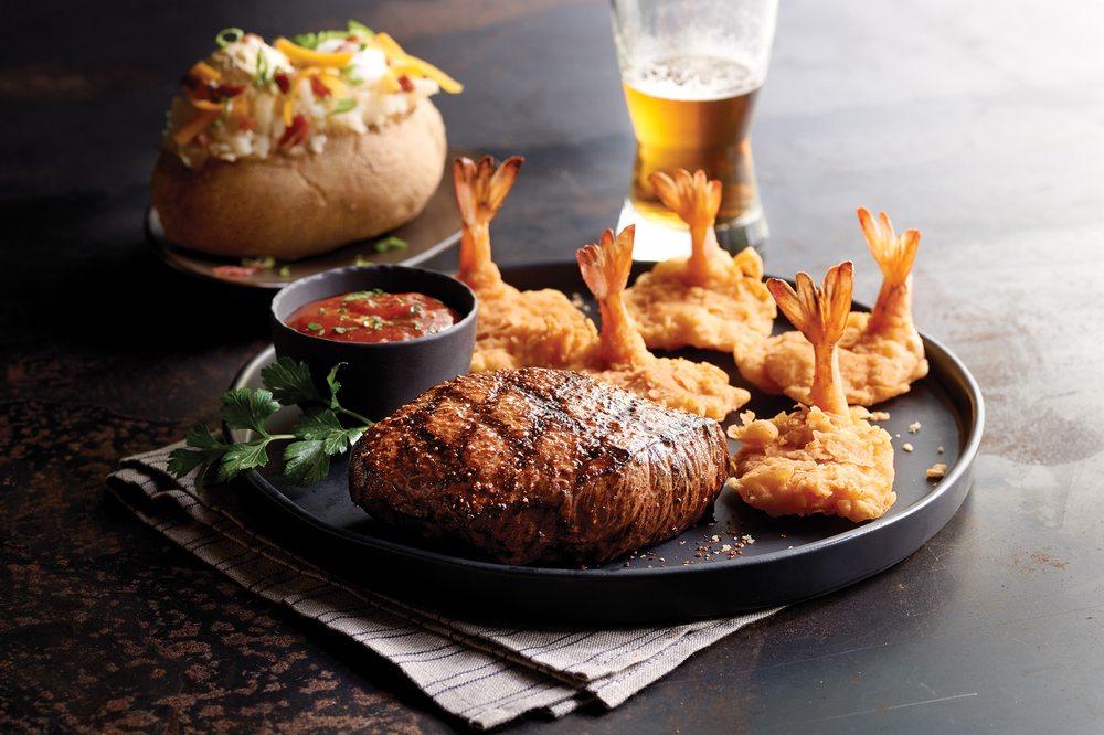 Saltgrass Steak House: 3000 Dallas Pkwy, Plano, TX