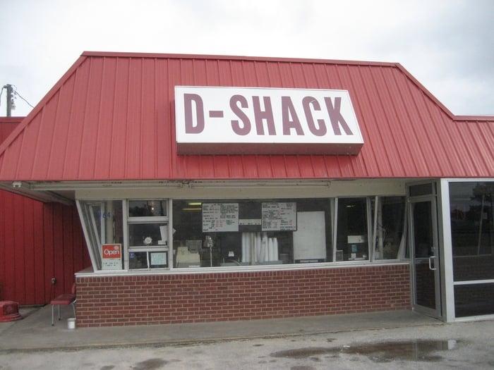 Dairy Shack: 7964 Highway 49, Waldenburg, AR