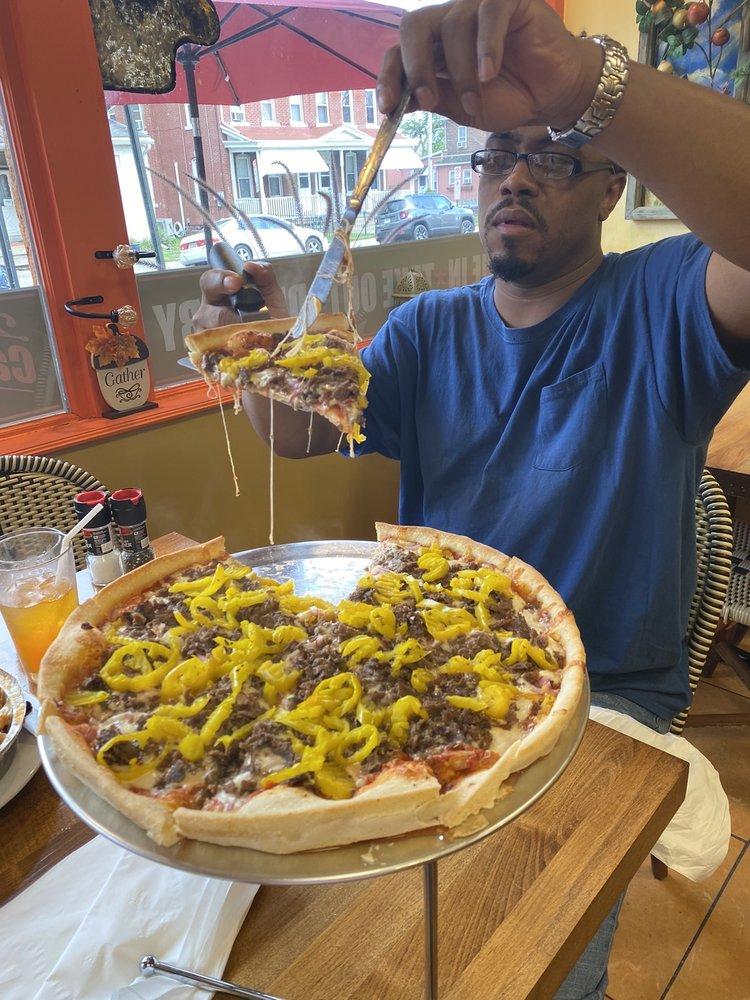 Al Forno Pizza & Pasta: 739 Linden St, Bethlehem, PA