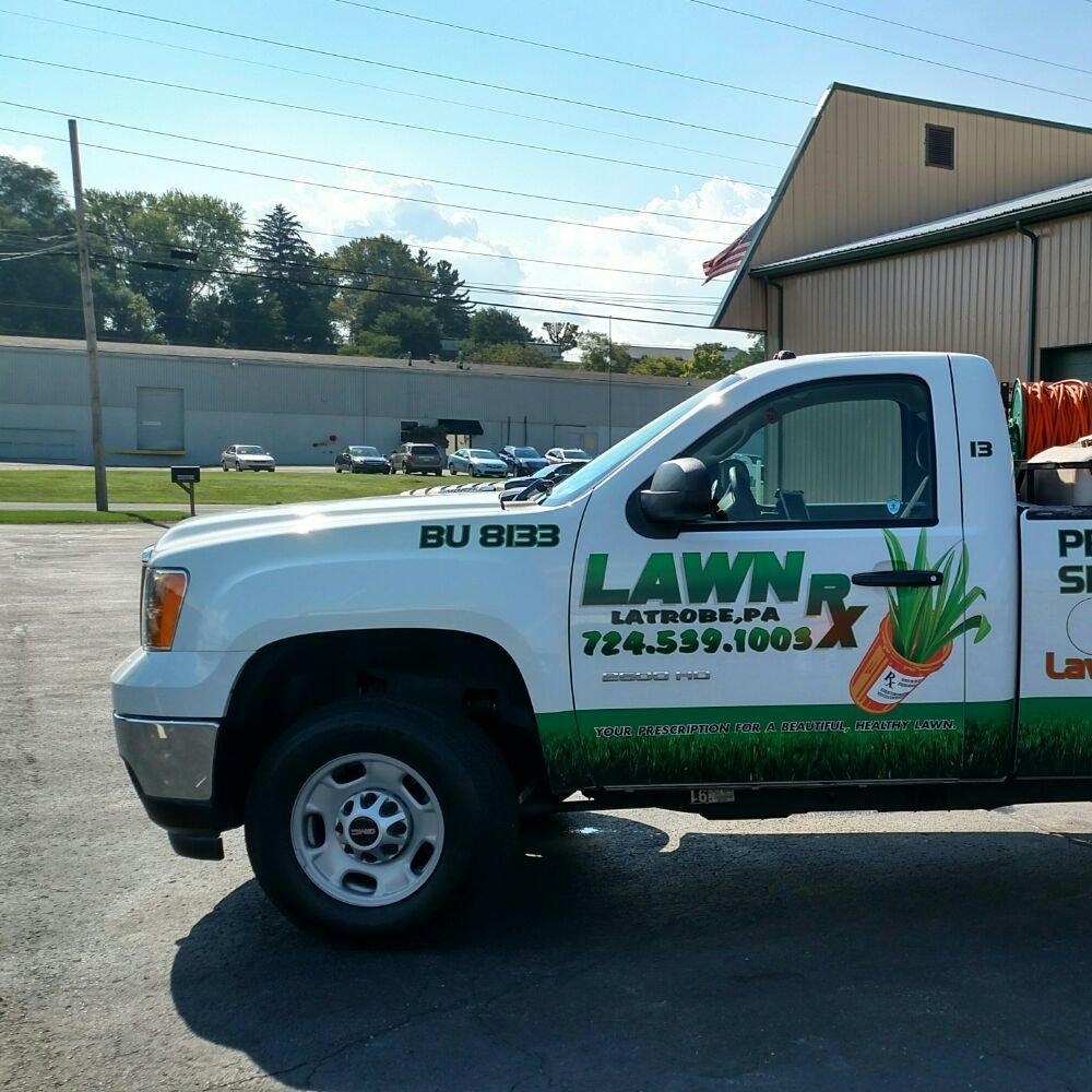Lawn Rx: 5050 Center Dr, Latrobe, PA