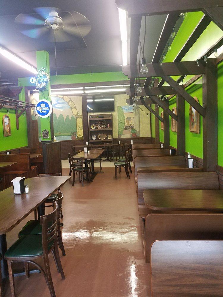 La Mexicana Grill: 665 S Main St, Sparta, NC