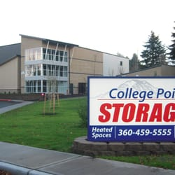 Charming Photo Of College Point Storage   Lacey, WA, United States. College Point  Storage