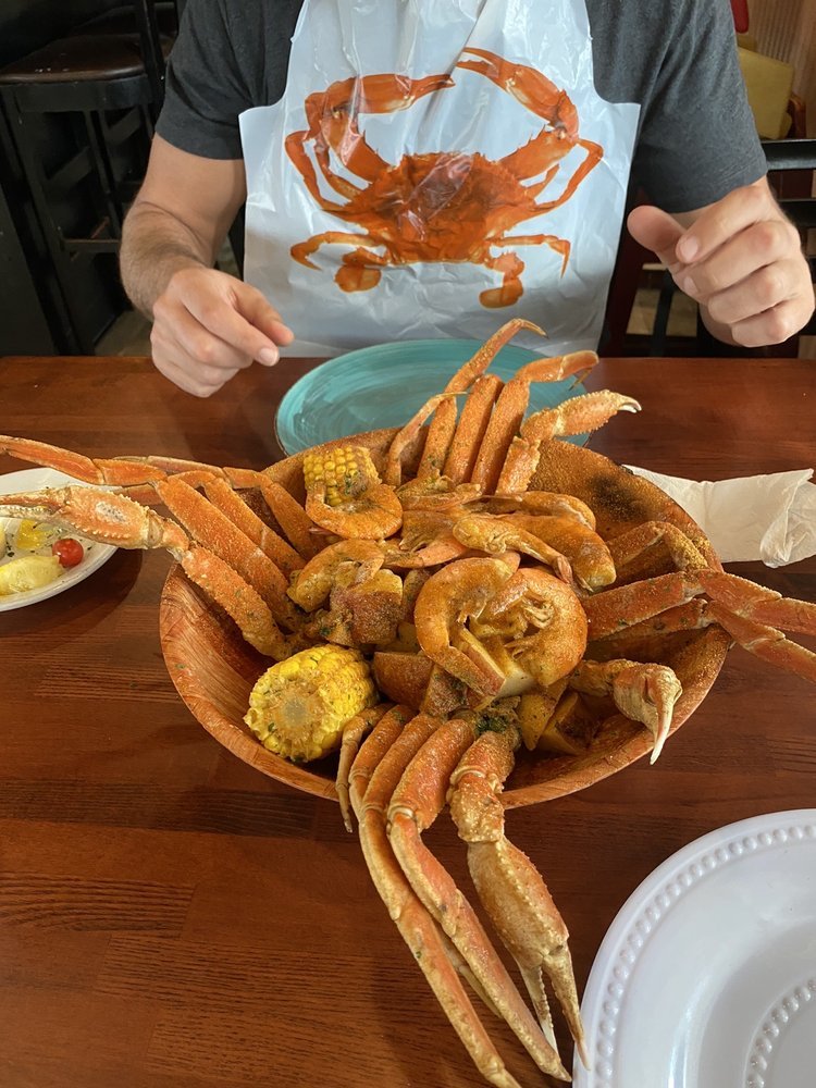 Food from The Crab Stop II
