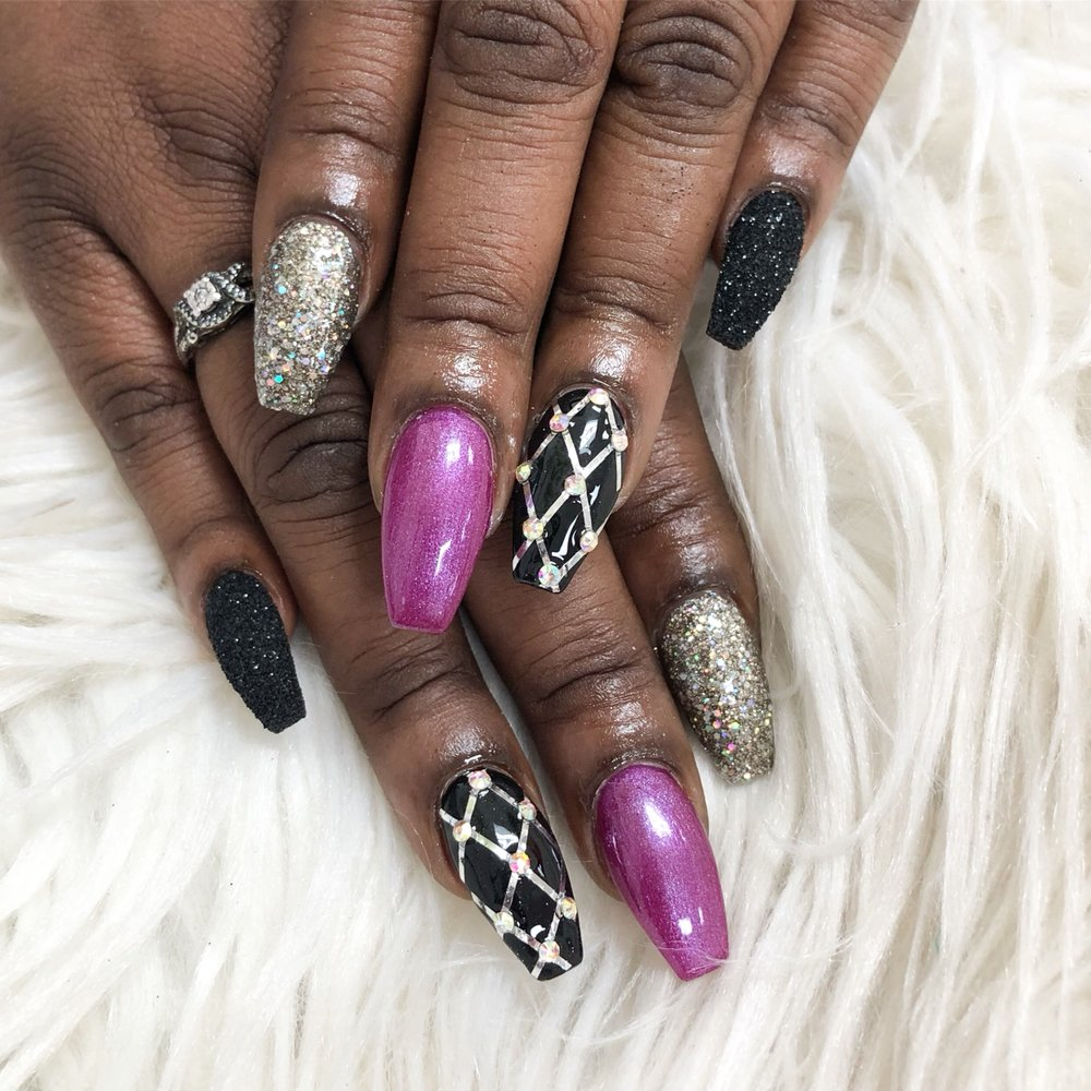 NYC Nail: 3193 Peters Creek Pkwy, Winston Salem, NC