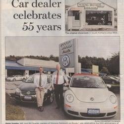 Morong Falmouth Volkswagen - 14 Photos & 17 Reviews - Auto