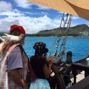Hawaii Pirate Ship Adventures Photos Reviews Boat - Pirate ship cruise hawaii