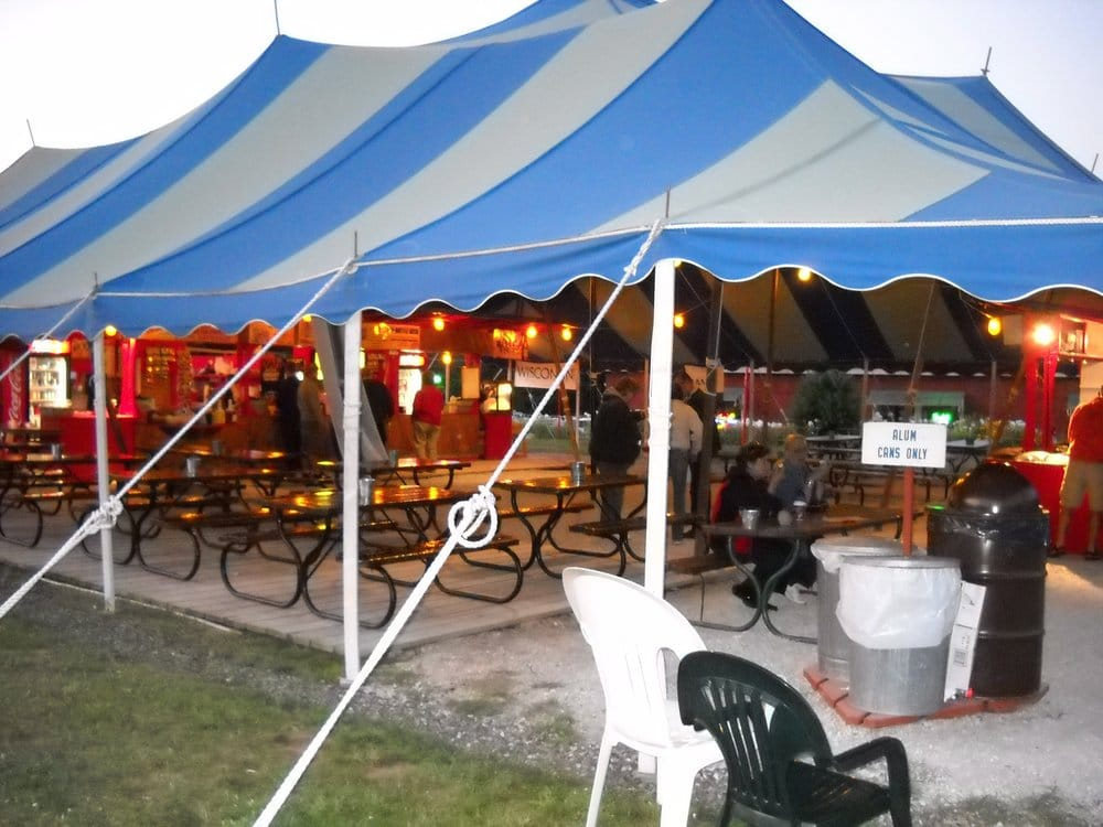 Big Top Chautauqua: 32525 Ski Hill Rd, Bayfield, WI