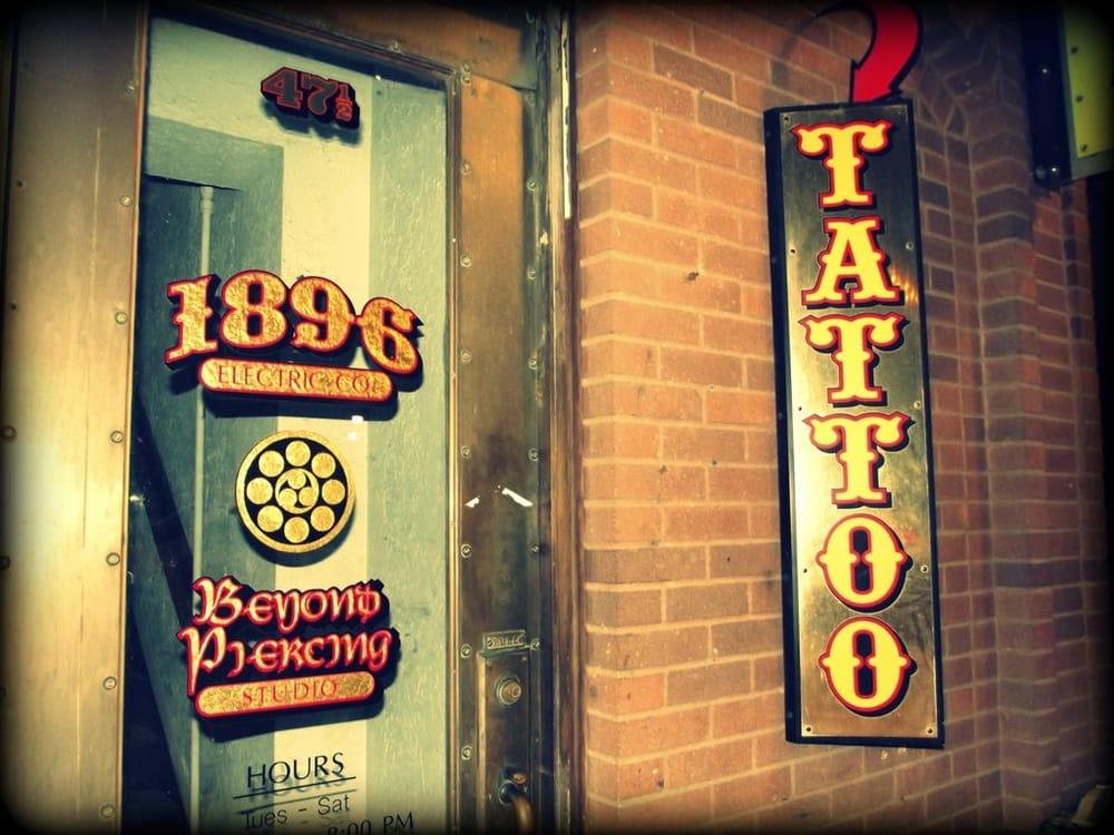 1896 Electric Tattoo: 90 W Center St, Logan, UT