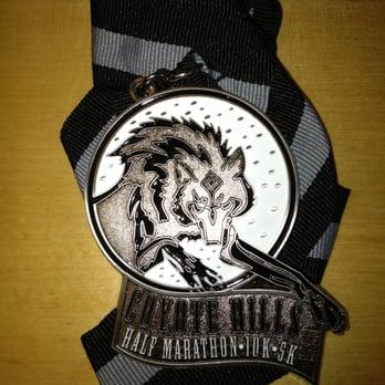 RaceThread.com Coyote Hills Half Marathon