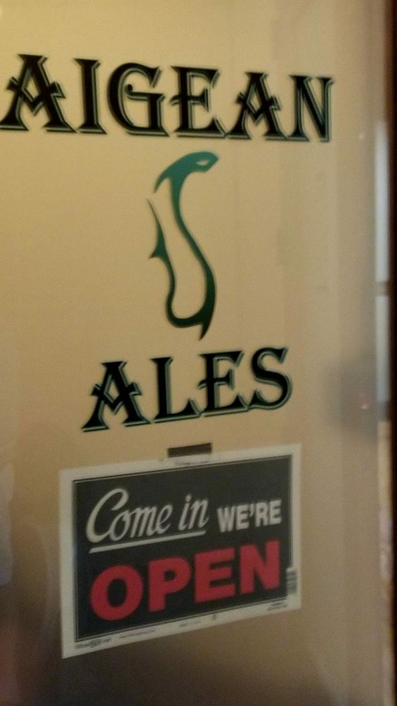 Aigean Ales: 250 Commercial St, Manchester, NH