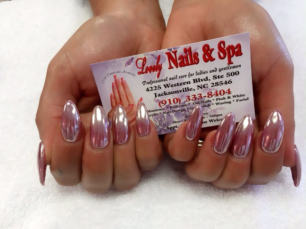 Lovely Nails Gift Card - Jacksonville, NC | Giftly