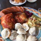 Ukrainian Restaurant Vancouver Denman