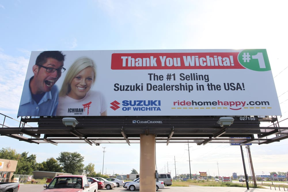 Suzuki of Wichita - CLOSED - 12 Photos - Car Dealers - 11610