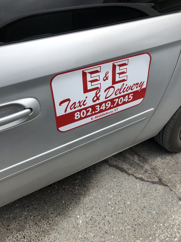 E & E Taxi & Delivery Service: 50 Ossie Rd, Middlebury, VT