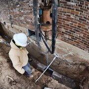 Photo Of Helitech Waterproofing Foundation Repair Marion Il United States When