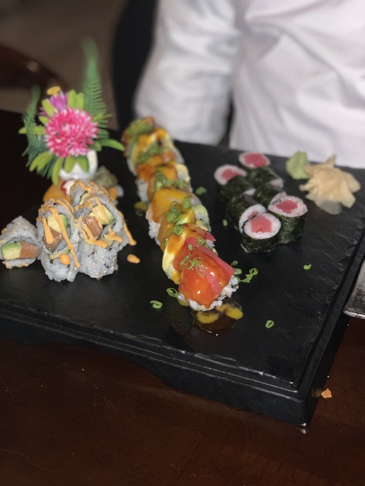 Nori Asian fusion and sushi bar