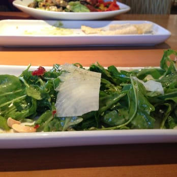 California Pizza Kitchen Asparagus Arugula Salad