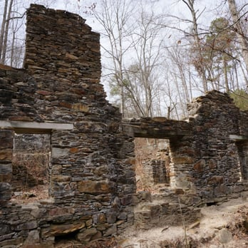Photo Of Sope Creek Marietta Ga United States Paper Mill Ruins