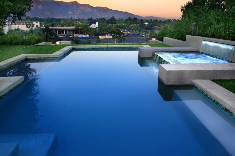 Merveilleux Photo Of LUXE H2O Pool Builders   Los Angeles, CA, United States. LUXE