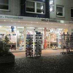 Holz dammers magasin de loisirs neustr 25 27 moers for Holz dammers