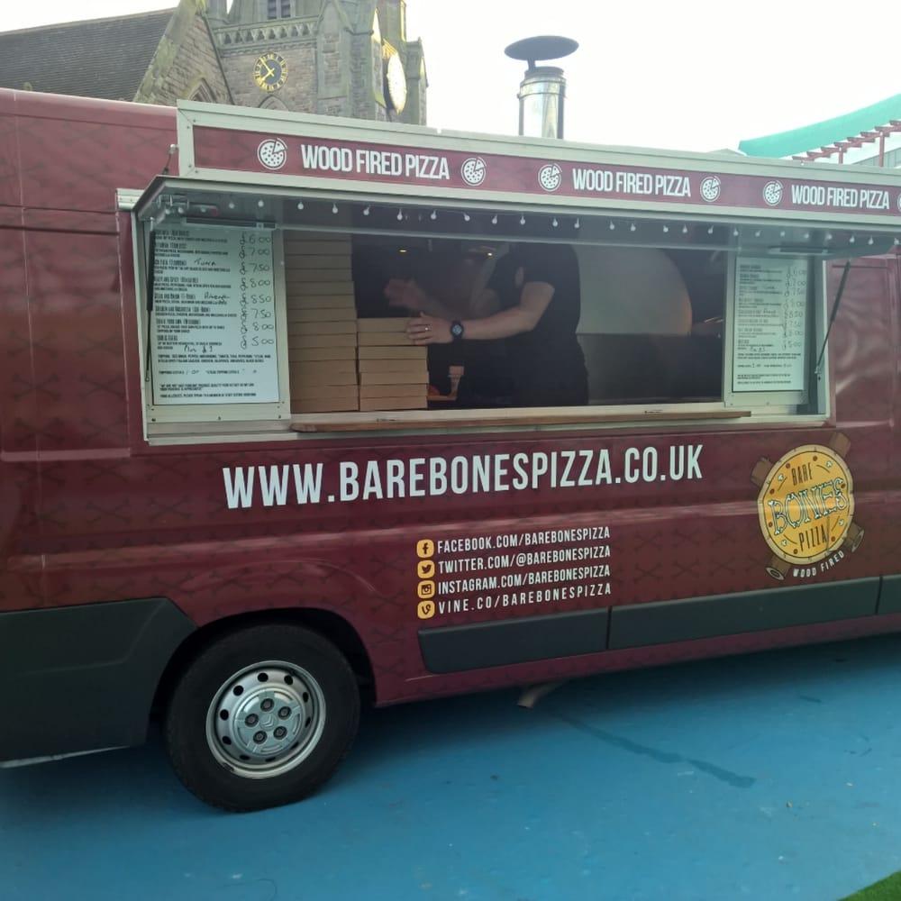 Bare Bones Pizza: Various, Birmingham, XWM