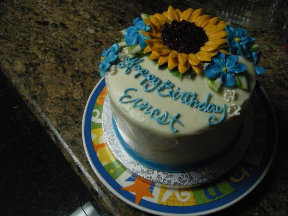 ... York, NY, United States. Red velvet birthday cake for my boyfriend